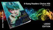 K*bang Readers Choice #06 Leedo Edition