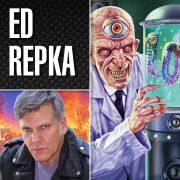 """""""Dr. VIRUS"""" von Ed Repka"""