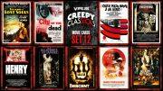 VIRUS Creepy ClasSICKs Movie Cards Set #12