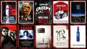 VIRUS Creepy ClasSICKs Movie Cards Set #13