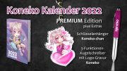 Koneko Kalender 2022 Premium Edition