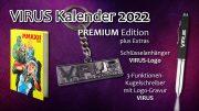 VIRUS Kalender 2022 Premium Edition