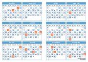 EXP Kalender 2022