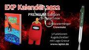 EXP Kalender 2022 Premium Edition